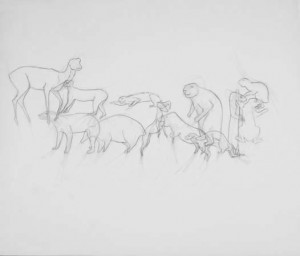 Untitled (Herd), 2009